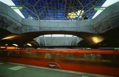 Jourda  Station de métro Parilly