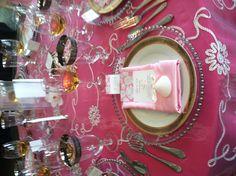 Tablescape design by The Perfect Plan, Event Company Cape Cod