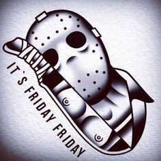 Horror Tattoo's