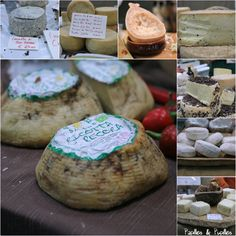 Fromages Salon del Gusto - Turin