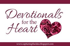 God is Love: Devotionals for the Heart: Be Brave