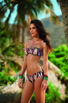 Criticism Kushcush wallflower bandeau bikini remarkable