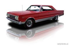 1967 Plymouth Satellite 383