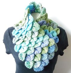 This scarf is handcrafted and designed to be simple, cozy and beautiful. This scarf makes a wonderful gift or the perfect accessory for any season!