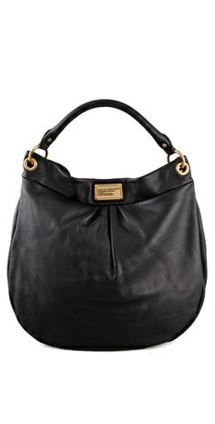 Marc by Marc Jacobs Classic Q Huge Hillier Hobo | SHOPBOP