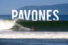 Pavones Beach, Puntarenas.  Costa Rica #PuraVida #CostaRica #Travel #Surf