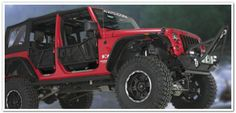 Jeep Concepts - Tips on Building Your Jeep from 4WDH's Jeep Concepts
