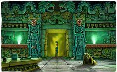 THE ROAD TO EL DORADO art - Поиск в Google