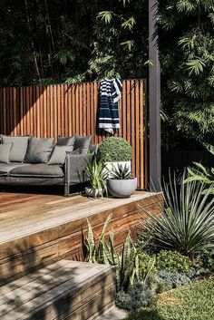 Wood screening for deck and cabana : Landscapers, Landscape Design Company Outdoor Areas, Outdoor Rooms, Outdoor Living, Outdoor Decor, Vegetable Garden Design, Garden Landscape Design, Landscape Designs, Backyard Pool Landscaping, Landscaping Ideas
