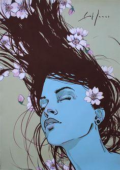 Blossom by *theirison on deviantART