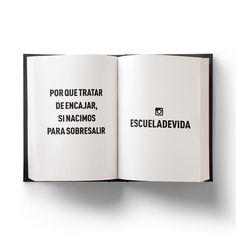 Genial frase de @escueladevida. Seguidle para recibir los mejores consejos y frases! =) __  #libro #libros #leer #lector #lectora #motivación #desarrollo #psicología #biblioteca #libreria #lectura #lecturarecomendada #éxito #pensamiento #caracter #fracasos #autoayuda #bienestar #esfuerzo #activos #empresas #book #liderazgo #ejecutivo #euge #millonario #fracaso #inspriación #economía #emprendedor
