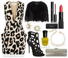 Winter 2014 Style Inspiration: What To Wear To A Drag Show - The Fashion Bomb Blog /// All Urban Fashion... All the Time