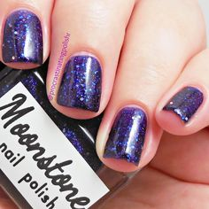 Moonstone Nail Polish - Midnight Express