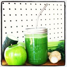 Kale, Apple, Cucumber, Celery, Ginger- Trampled by Turtles