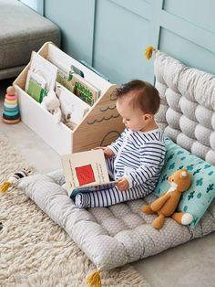Coin lecture enfant : des idées pour l'aménager - Joli Place