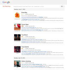 Descubre los 'trending topic' de Google