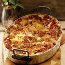 Lasagne au four recette Weight Watchers