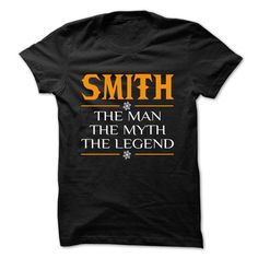 Names The Legen SMITH... - 0399 Cool Name Shirt ! T shirts