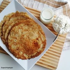 Oat pancakes #zapachapetytu #oat #pancakes