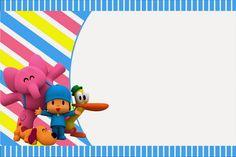 invitaciones pocoyo - Buscar con Google Happy Birthday Parties, 2nd Birthday, Ideas Decoracion Cumpleaños, Kids Dishes, Baby Blog, Party Kit, Halloween 2016, Holidays And Events, Best Part Of Me