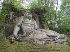 Gardens of Bomarzo - Italy - Monster Park - Bing images