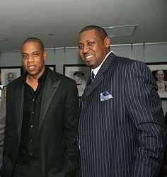 jay-z and brother eric