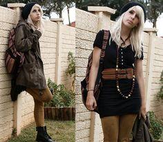 Seen on Lookbook, by Sarah C.  http://lookbook.nu/look/2933273-Kangaroo-be-stoned#