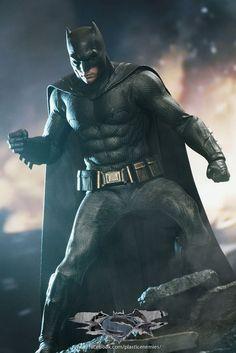 Hot Toys Batman V Superman Batman Figure Final Product Images Revealed