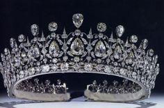 Fife diamond tiara, which belonged to Louise, duchess of Fife