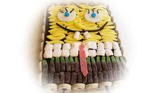 Esta tarta tan divertida deBob Esponja está decorada con chuches y el relleno de galletas y chocolate también está delicioso. Es muy fácil de hacer y decorar, y quedará perfecta en una fiesta infantil. Un éxito asegurado! INGREDIENTES 1 litro y medio de leche 400 grs de chocolate para postre 2 cucharadas de harina 1 …