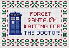 doctor who cross stitch - Google Search