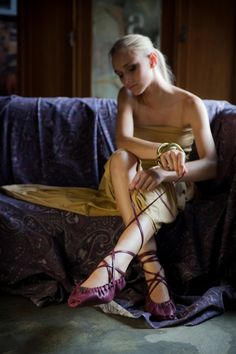 PASTALA by Linda Leen. Model: young and promising Evija Kreismane