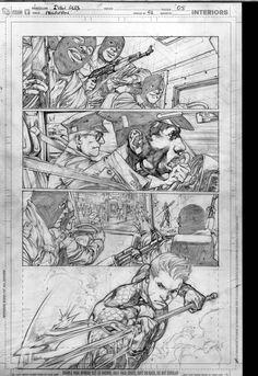 Aquaman 01 page05 by ~IvanReisDC