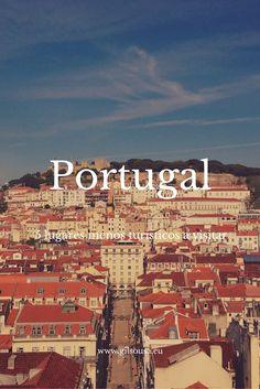 5 lugares em Portugal a visitar
