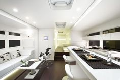 Small apartment on wheels!