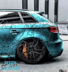 - What's the Best Insurance for Modified Cars? Audi Rs, Design Autos, Vehicle Signage, Bmw Autos, Audi A3 Sportback, Car Colors, Car Tuning, Modified Cars, Car Painting
