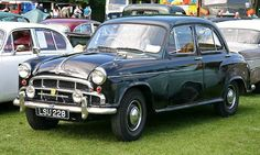 HM Ambassador... The evolution of a car that has been in production since 1957