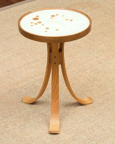 """Dunbar """"Constellation"""" Table 