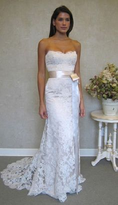 second marriage bridal dresses