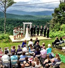 Oak Mountain Resort Wedding Venue - Adirondack Wedding