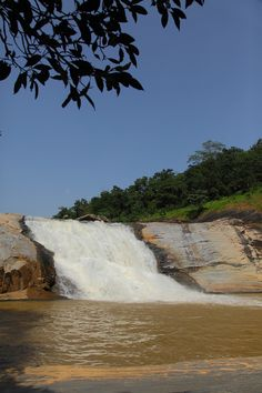 Chhuri Waterfall