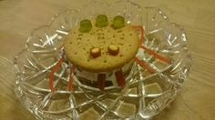Edderkop-is dessert