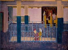 Mark Rothko; SUBWAY
