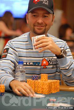 Play Texas Holdem with Daniel Negreanu