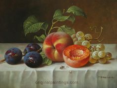zoltan_preiner_still_life_with_peaches_plums_and_grapes.jpg (2817×2113)