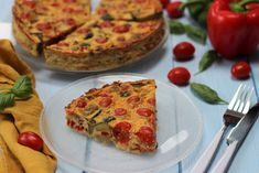 La Marmite, Omelettes, Quiches, Mets, Calories, Healthy Recipes, Healthy Food, Vegetable Pizza, Vegetables