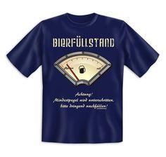 Bierfüllstand T-Shirt