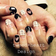 tweed & heart design