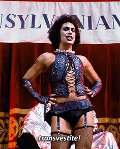 Having Some Fun — johnnysboots:   The Rocky Horror Picture Show...