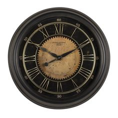 living room wall design - Studio Designs Home Classic Villa Wall Clock, Antique Bronze living room wall decor Designs Home. Continue with the details at the image link. Kitchen Wall Clocks, Kitchen Decor, Wall Clock Silent, Pendulum Wall Clock, How To Antique Wood, Antique Brass, Home Decor Outlet, Frames On Wall, Framed Wall